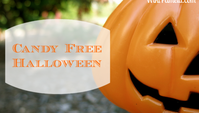 Candy-Free Halloween Treat Ideas