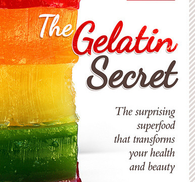 The Gelatin Secret and Gelatin Benefits
