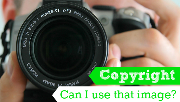 Copyright: Can I use that image?