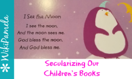 Secularizing Our Children's Books (How To)
