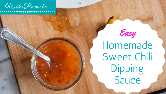 Recipe: Easy Homemade Sweet Chili Dipping Sauce